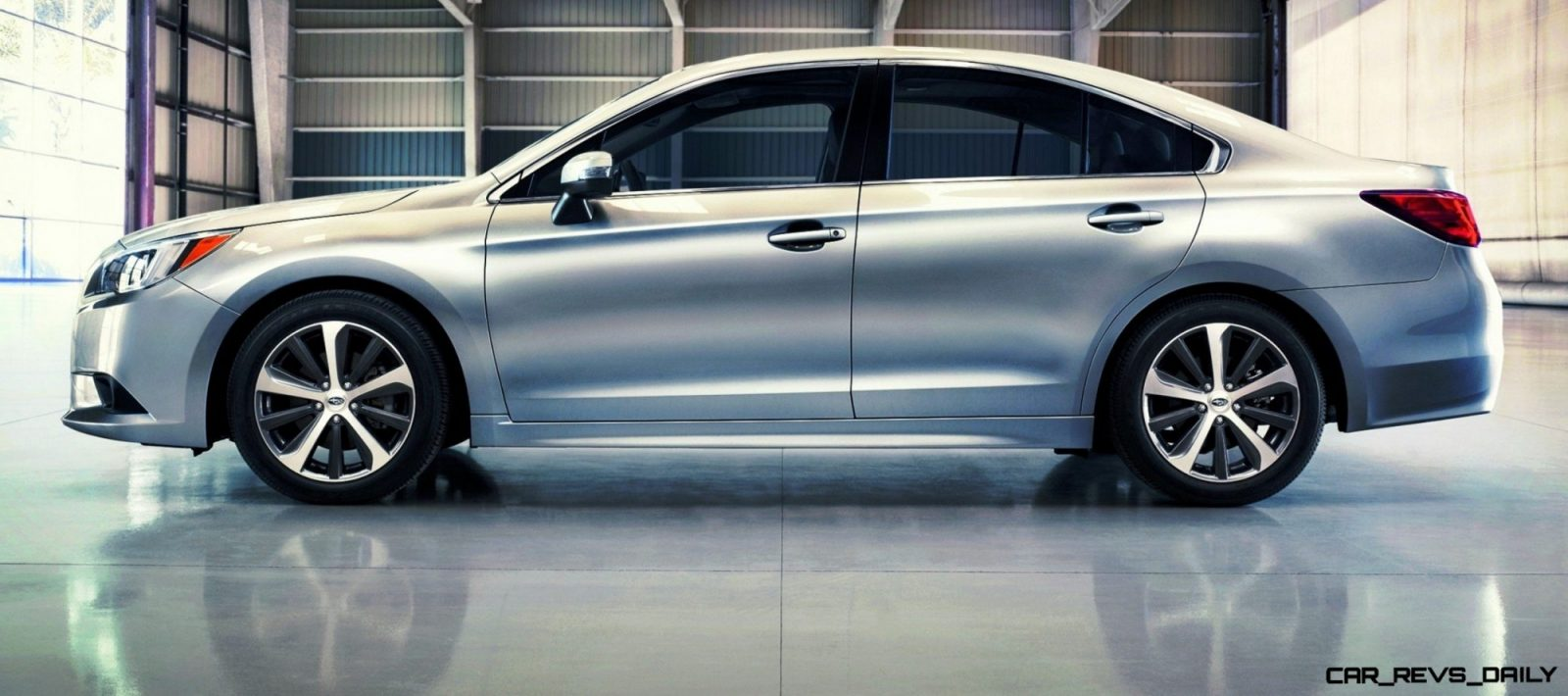 2015 Subaru Legacy Sedan -- More Lux and Tech in Cabin -- Finally Some Exterior Style -- Even 36MPG Highway  12