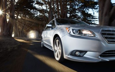 2015 Subaru Legacy Sedan -- More Lux and Tech in Cabin -- Finally Some Exterior Style -- Even 36MPG Highway  13