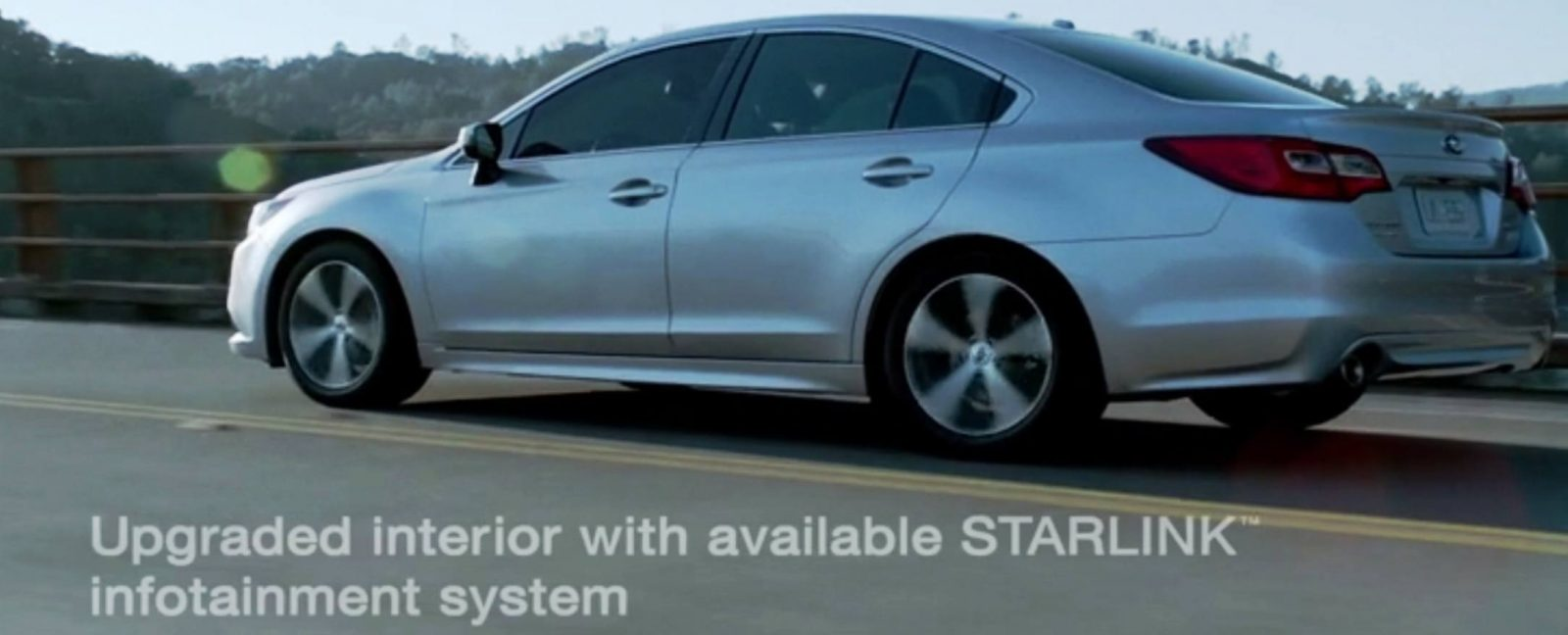 2015 Subaru Legacy Sedan -- More Lux and Tech in Cabin -- Finally Some Exterior Style -- Even 36MPG Highway  19