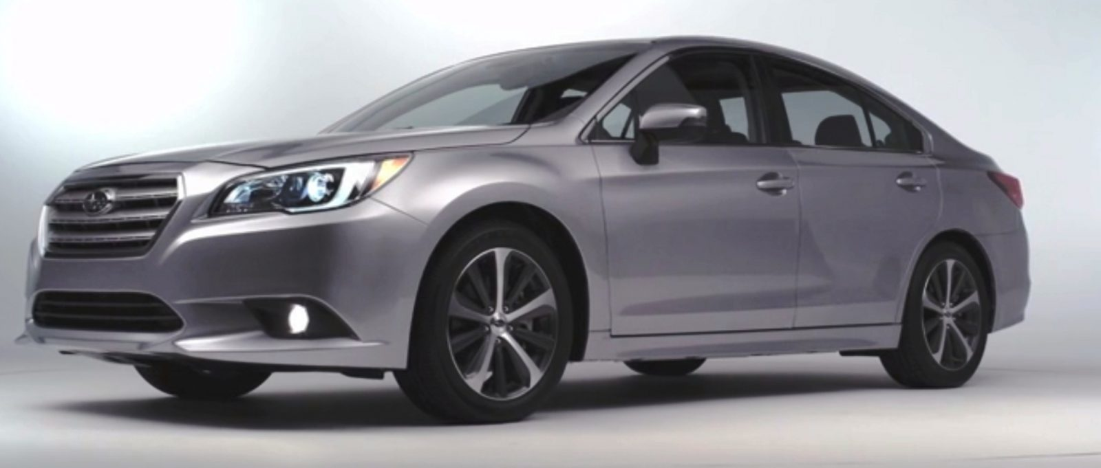 2015 Subaru Legacy Sedan -- More Lux and Tech in Cabin -- Finally Some Exterior Style -- Even 36MPG Highway  23