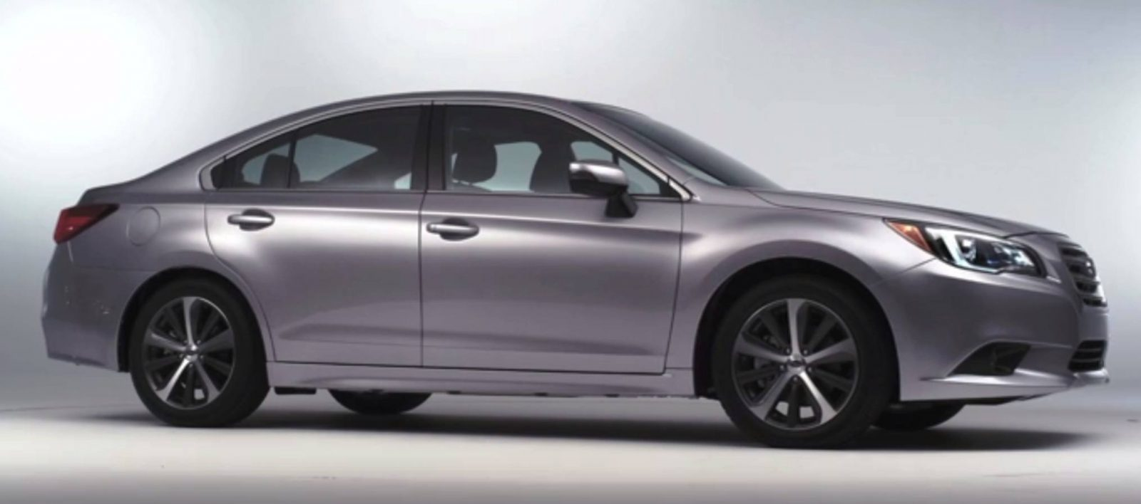 2015 Subaru Legacy Sedan -- More Lux and Tech in Cabin -- Finally Some Exterior Style -- Even 36MPG Highway  24