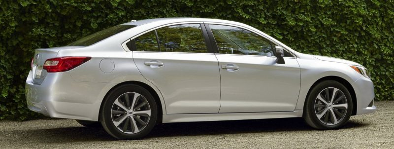 2015 Subaru Legacy Sedan -- More Lux and Tech in Cabin -- Finally Some Exterior Style -- Even 36MPG Highway  3