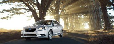 2015 Subaru Legacy Sedan -- More Lux and Tech in Cabin -- Finally Some Exterior Style -- Even 36MPG Highway  32