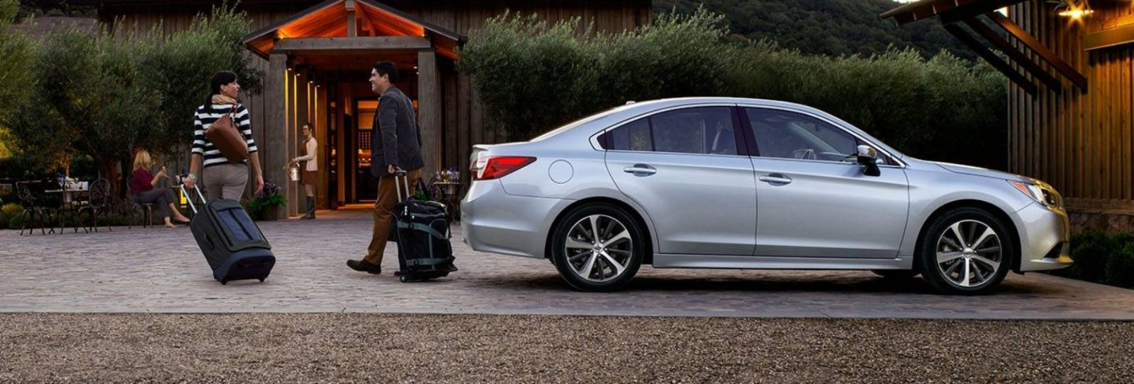 2015 Subaru Legacy Sedan -- More Lux and Tech in Cabin -- Finally Some Exterior Style -- Even 36MPG Highway  36