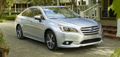 2015 Subaru Legacy Sedan -- More Lux and Tech in Cabin -- Finally Some Exterior Style -- Even 36MPG Highway  4