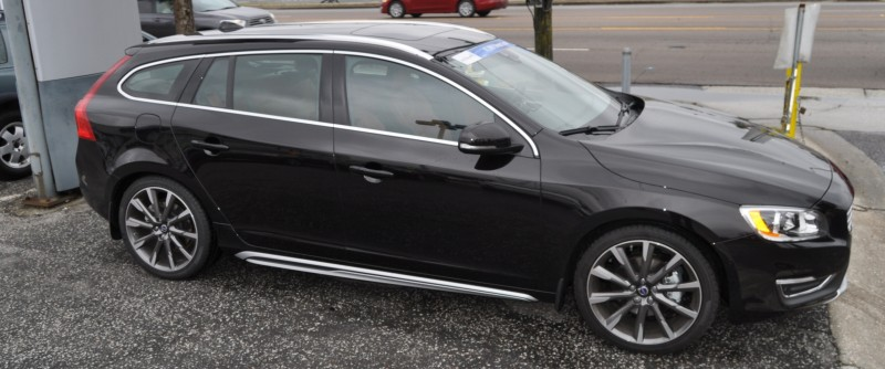 2015 Volvo V60 T5 Sport Pack -- Video Walkaround and 30 All-New Photos 10
