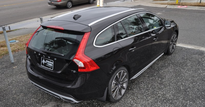 2015 Volvo V60 T5 Sport Pack -- Video Walkaround and 30 All-New Photos 16