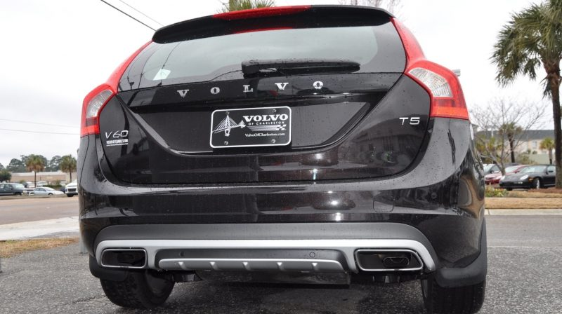 2015 Volvo V60 T5 Sport Pack -- Video Walkaround and 30 All-New Photos 19