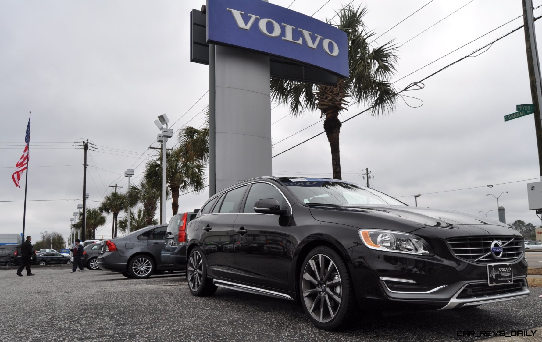 2015 Volvo V60 T5 Sport Pack    Video Walkaround And 30 All New Photos ...