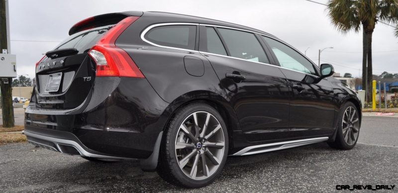 2015 Volvo V60 T5 Sport Pack -- Video Walkaround and 30 All-New Photos 22