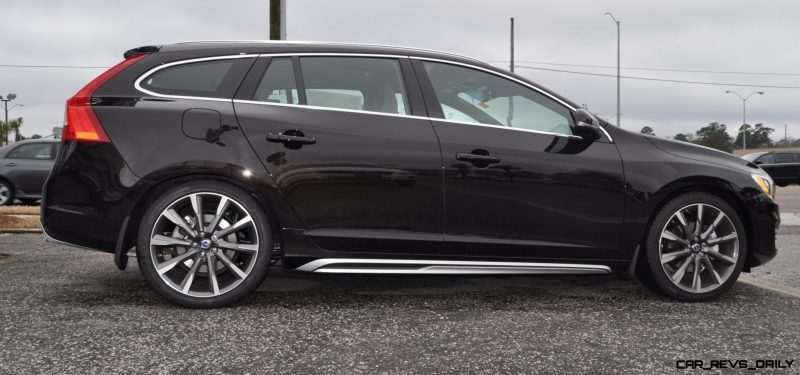 2015 Volvo V60 T5 Sport Pack -- Video Walkaround and 30 All-New Photos 24