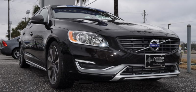 2015 Volvo V60 T5 Sport Pack -- Video Walkaround and 30 All-New Photos 3
