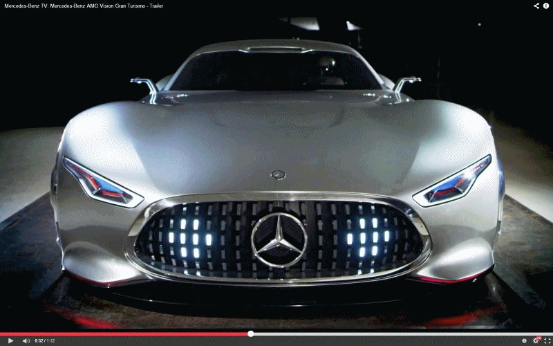 AMG Vision GranTurismo Action Animated GIF