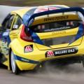 All-New FIA RallyCross Series Looks FUN! Dart, Sonic, Beetle, Fiesta, Fabia, Pug 208GTI and More On-Board 11