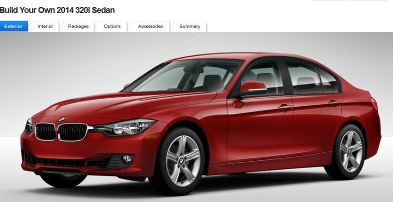Buyers Guide -- 2014 BMW 320i from $33k in 6-Sp Manual + 8-Sp Auto and AWD Versions -- All 7.1s to 60MPH    17