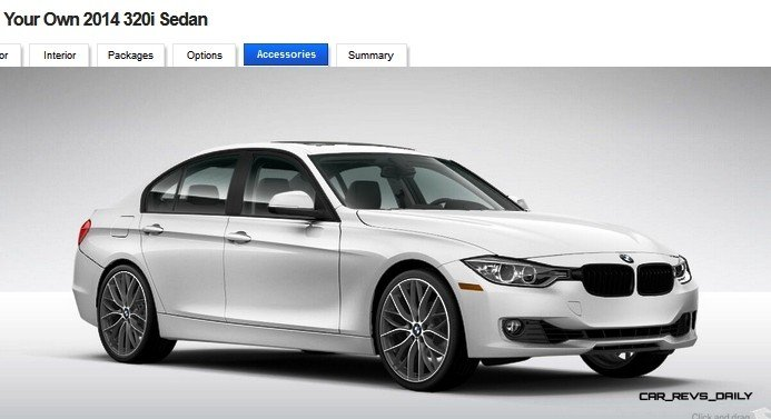 Buyers Guide -- 2014 BMW 320i from $33k in 6-Sp Manual + 8-Sp Auto and AWD Versions -- All 7.1s to 60MPH 46