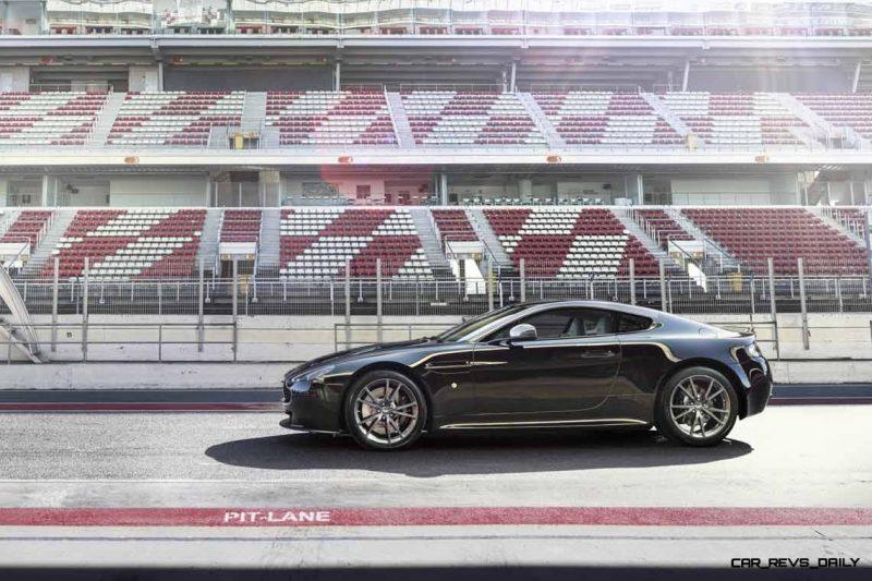 Car-Revs-Daily.com -- 2014 Aston-Martin N430 Vantage 110