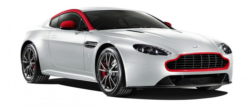 Car-Revs-Daily.com -- 2014 Aston-Martin N430 Vantage 160