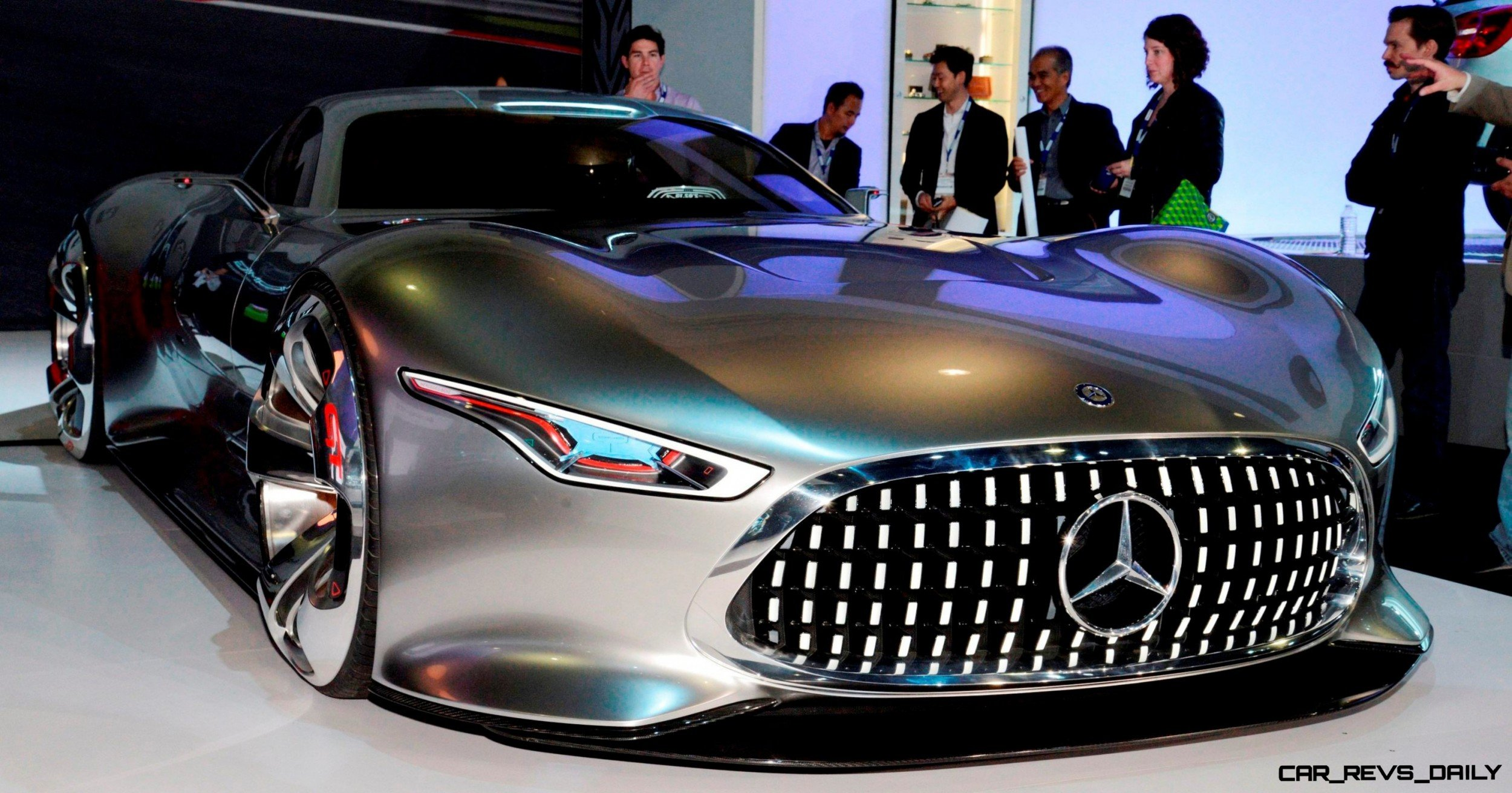 Amg Miami Boat Shows Long Dongs Mercedes Benz Extenzzzes Vision