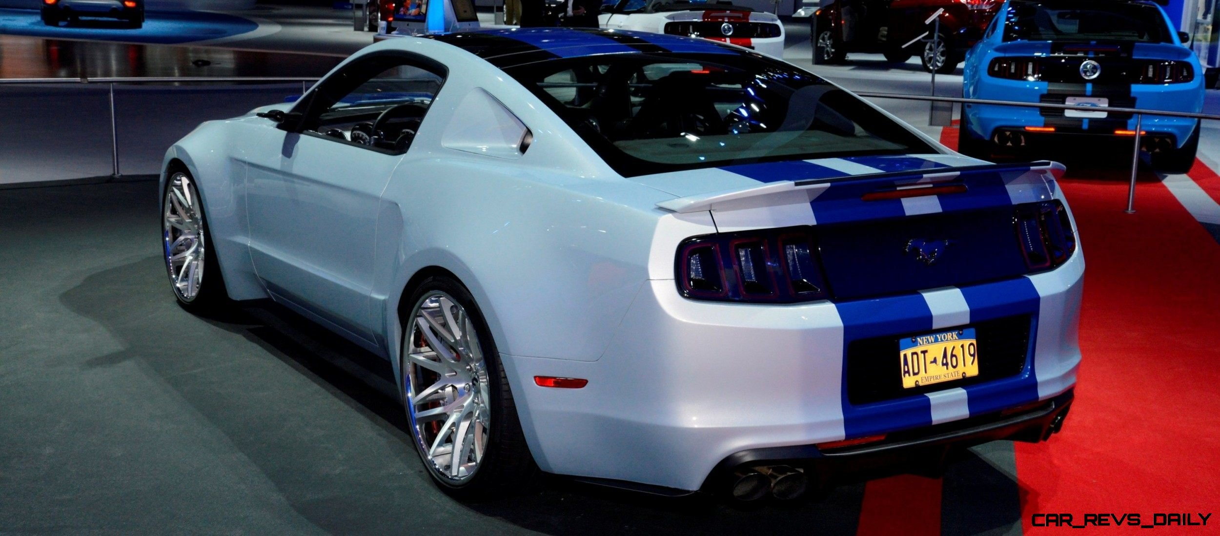 CarRevsDaily Hottest LA Auto Show Debuts4 photo