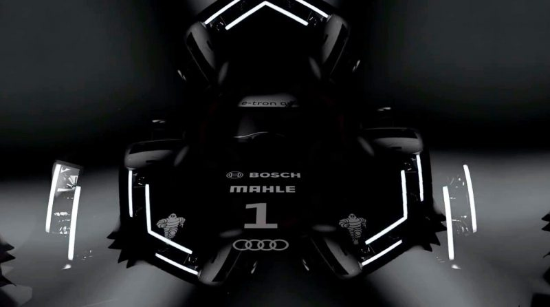 CarRevsDaily.com - Laser Lighting for 2014 AUDI R18 LeMans 12