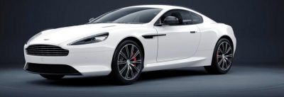 Codename 001 -- DB9 Carbon White Coupe 14