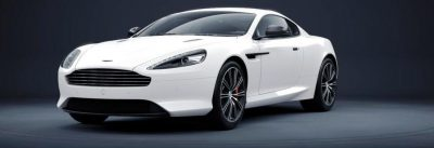 Codename 001 -- DB9 Carbon White Coupe 17