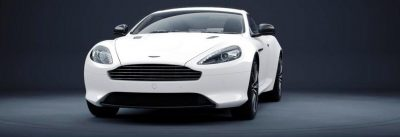 Codename 001 -- DB9 Carbon White Coupe 21