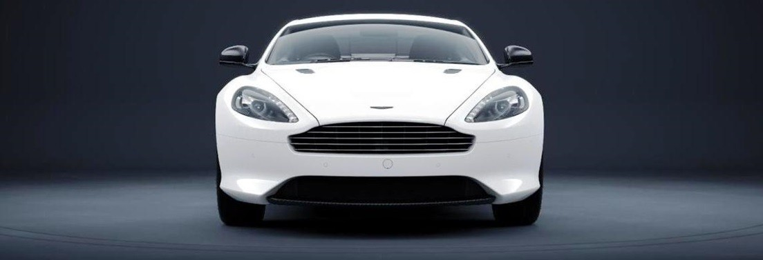 Codename 001 -- DB9 Carbon White Coupe 24