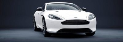 Codename 001 -- DB9 Carbon White Coupe 27