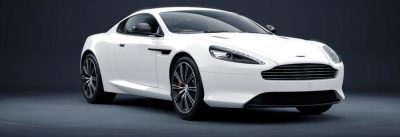 Codename 001 -- DB9 Carbon White Coupe 31