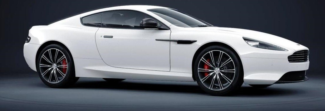 Codename 001 -- DB9 Carbon White Coupe 38