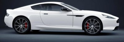 Codename 001 -- DB9 Carbon White Coupe 42