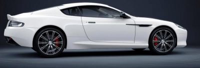 Codename 001 -- DB9 Carbon White Coupe 49