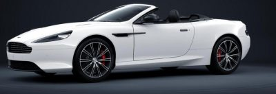 Codename 004 -- DB9 Carbon White VOLANTE 10