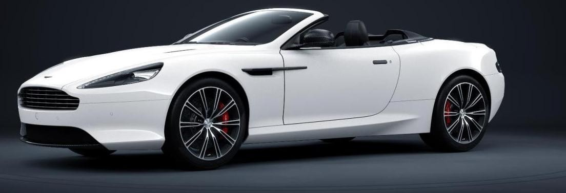 Codename 004 -- DB9 Carbon White VOLANTE 11