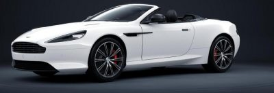 Codename 004 -- DB9 Carbon White VOLANTE 12
