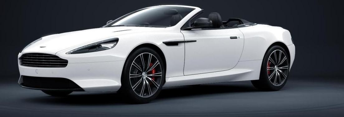 Codename 004 -- DB9 Carbon White VOLANTE 13