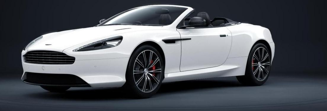 Codename 004 -- DB9 Carbon White VOLANTE 14