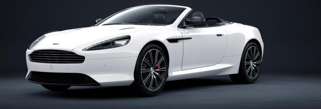 Codename 004 -- DB9 Carbon White VOLANTE 15
