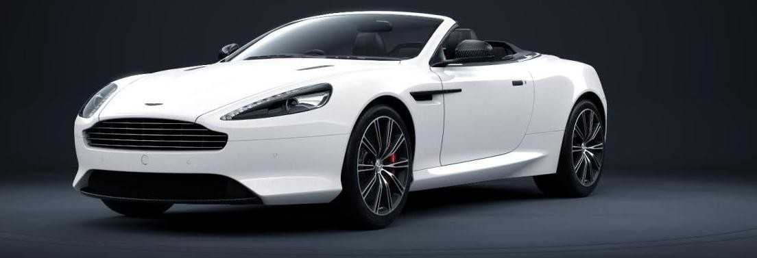 Codename 004 -- DB9 Carbon White VOLANTE 16