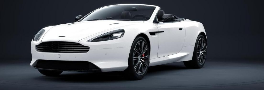 Codename 004 -- DB9 Carbon White VOLANTE 17