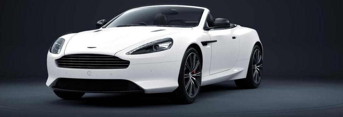 Codename 004 -- DB9 Carbon White VOLANTE 18