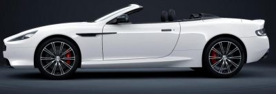 Codename 004 -- DB9 Carbon White VOLANTE 3