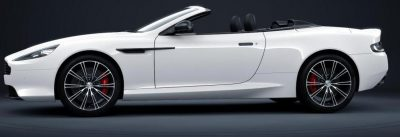 Codename 004 -- DB9 Carbon White VOLANTE 4