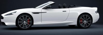 Codename 004 -- DB9 Carbon White VOLANTE 5