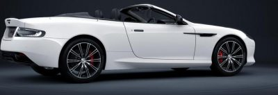 Codename 004 -- DB9 Carbon White VOLANTE 53