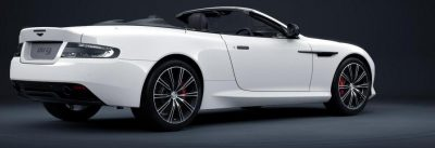 Codename 004 -- DB9 Carbon White VOLANTE 57