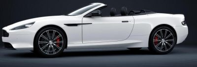 Codename 004 -- DB9 Carbon White VOLANTE 6
