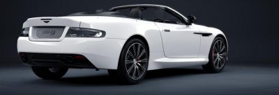 Codename 004 -- DB9 Carbon White VOLANTE 60
